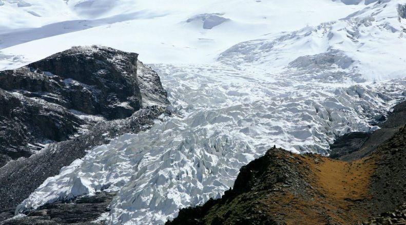 卡若拉冰川2