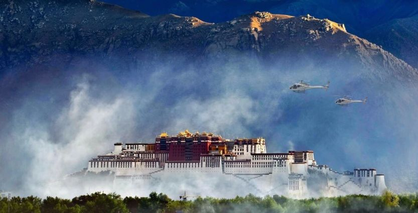 直升机游西藏6