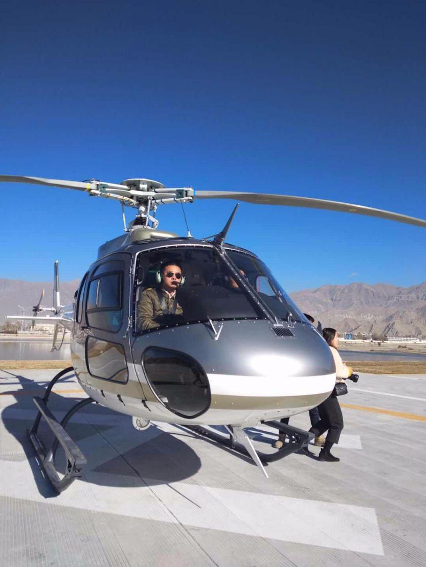 直升机33